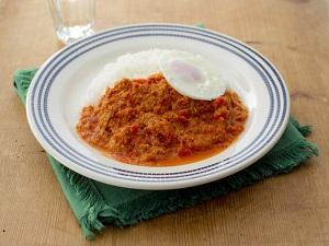 ツナトマトヨーグルトカレー