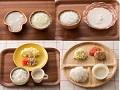 豆腐と豚ひき肉のハンバーグ離乳食
